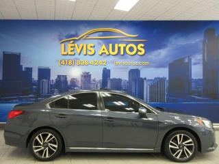 Used 2017 Subaru Legacy SPORT TECHNOLOGIE PACKAGE EYESIGHT 46700 for sale in Lévis, QC