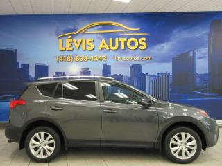 Used 2014 Toyota RAV4 AWD LIMITED for sale in Lévis, QC