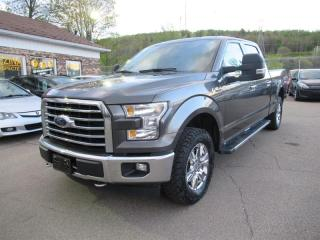 Used 2017 Ford F-150 XTR AWD SUPERCREW for sale in Québec, QC