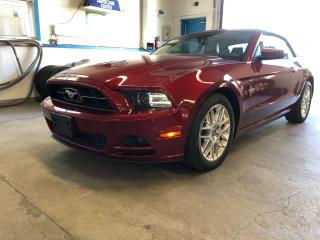 Used 2014 Ford Mustang V6 Premium for sale in Kitchener, ON