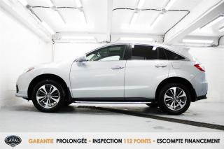 Used 2017 Acura RDX AWD ELITE + GPS for sale in Québec, QC