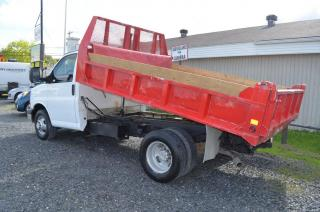 Used 2011 Chevrolet Express 3500 3500, DOUBLE ROUES, AVEC BENNE BASCULANT for sale in St-Georges-Est, QC