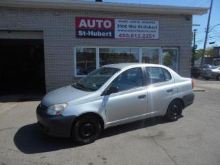 Used 2005 Toyota Echo ** AUTOMATIQUE ** for sale in St-Hubert, QC