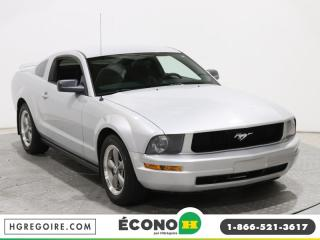 Used 2006 Ford Mustang V6 A/C GR ELECT for sale in St-Léonard, QC