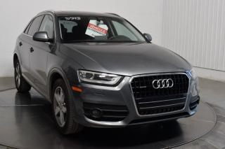 Used 2015 Audi Q3 Progressiv Quattro for sale in L'ile-perrot, QC