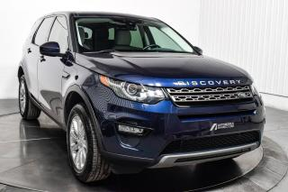 Used 2016 Land Rover Discovery Sport Awd Cuir Mags Camera for sale in Île-Perrot, QC