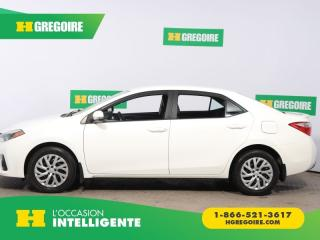 Used 2014 Toyota Corolla S A/C GR ELECT CUIR for sale in St-Léonard, QC