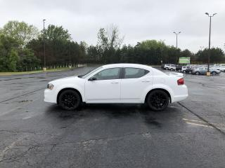 Used 2013 Dodge Avenger SE FWD for sale in Cayuga, ON