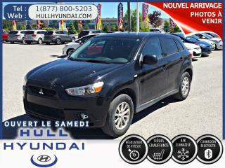 Used 2011 Mitsubishi RVR Se, Cruise for sale in Gatineau, QC