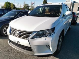 Used 2015 Lexus RX 350 SPORTDEDIGN / CUIR / TOIT OUVRANT / CRUI for sale in Sherbrooke, QC