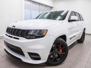 Used 2018 Jeep Grand Cherokee Srt 4x4 Toit Pano for sale in Mirabel, QC