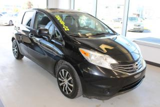 Used 2014 Nissan Versa Note SV CVT MAIN LIBRE CELLULAIRE for sale in Lévis, QC