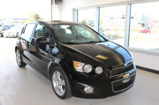 Used 2016 Chevrolet Sonic LT HAYON AUTOMATIQUE CAMÉRA for sale in Lévis, QC