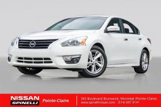 Used 2014 Nissan Altima Sl Tech Package Tech for sale in Montréal, QC