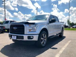 Used 2015 Ford F-150 XLT for sale in Orangeville, ON