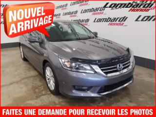 Used 2015 Honda Accord EX-L/AUTO./IMPECCABLE for sale in Montréal, QC