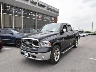 Used 2017 RAM 1500 Longhorn NAVI/LEATHER/SUNROOF/AIR RIDE SUSPENSION for sale in Concord, ON