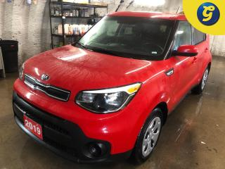 Used 2019 Kia Soul Sport/Eco Mode * Touchscreen * Hands free steering wheel controls * Phone connect * Voice recognition * Reverse camera * Automatic/Manual mode * Keyle for sale in Cambridge, ON