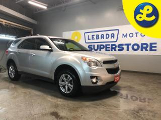 Used 2013 Chevrolet Equinox LT * Reverse camera * Keyless entry * Power drivers seat * Heated front seats * Automatic headlights with fog lights * Tilt steering * Phone connect * for sale in Cambridge, ON
