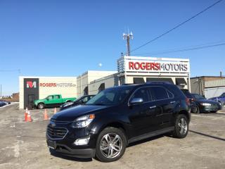 Used 2016 Chevrolet Equinox - 2.99% Finance - LTZ AWD V6 - NAVI - LEATHER - SUNROOF - CAMERA for sale in Oakville, ON