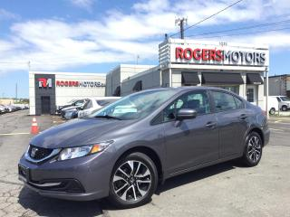 Used 2015 Honda Civic EX - SUNROOF - REVERSE CAM for sale in Oakville, ON