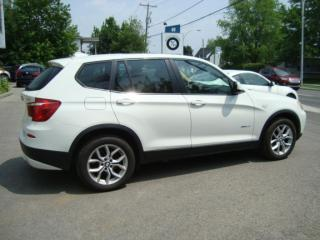 Used 2012 BMW X3 Xdrive 28i toit panoramique for sale in Ste-Thérèse, QC