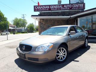 Used 2007 Buick Lucerne V6 CXL for sale in Scarborough, ON