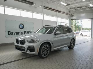 New 2019 BMW X3 xDrive30i for sale in Edmonton, AB