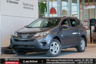 Used 2014 Toyota RAV4 Le A/c for sale in Lachine, QC