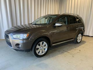 Used 2010 Mitsubishi Outlander XLS S-AWC V6 for sale in Sherbrooke, QC