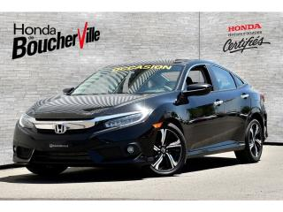 Used 2017 Honda Civic Touring Une Rare for sale in Boucherville, QC
