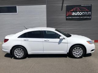 Used 2011 Chrysler 200 Berline LX 4 portes for sale in Québec, QC