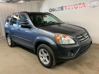Used 2005 Honda CR-V LX for sale in Montréal, QC