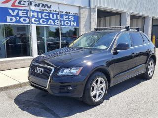 Used 2012 Audi Q5 2.0t Premium,bluetoo for sale in St-Hubert, QC