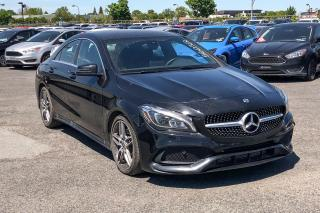 Used 2018 Mercedes-Benz CLA-Class Premium Pack Sport for sale in Saint-hubert, QC