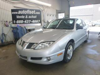 Used 2003 Pontiac Sunfire SL for sale in St-Raymond, QC