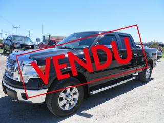 Used 2011 Ford F-150 Cab SuperCrew 4RM 145 po Lariat for sale in Lévis, QC