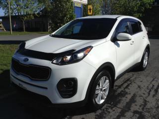 Used 2017 Kia Sportage LX for sale in Drummondville, QC