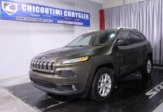Used 2016 Jeep Cherokee 4 RM, 4 portes, North for sale in Chicoutimi, QC