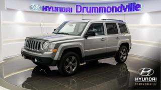 Used 2015 Jeep Patriot LIMITED + 4X4 + TOIT + CUIR + MAGS + WOW for sale in Drummondville, QC