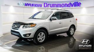 Used 2012 Hyundai Santa Fe GL + AWD + A/C + BLUETOOTH + WOW !! for sale in Drummondville, QC