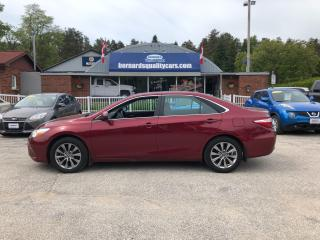 Used 2015 Toyota Camry LE for sale in Flesherton, ON