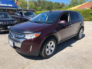 Used 2011 Ford Edge SEL for sale in Flesherton, ON