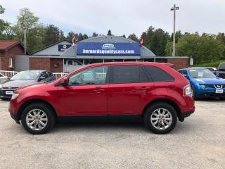 Used 2010 Ford Edge SEL for sale in Flesherton, ON