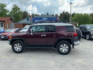 Used 2007 Toyota FJ Cruiser 4x4 for sale in Flesherton, ON