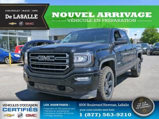 Used 2017 GMC Sierra 1500 Elevation Awd for sale in Lasalle, QC