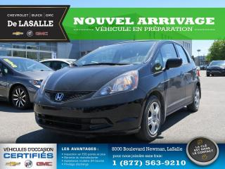 Used 2014 Honda Fit LX for sale in Lasalle, QC