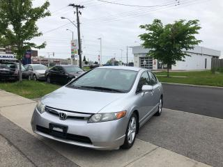 Used 2007 Honda Civic LX for sale in Toronto, ON