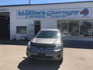 Used 2012 Nissan Rogue SV for sale in St. Jacobs, ON