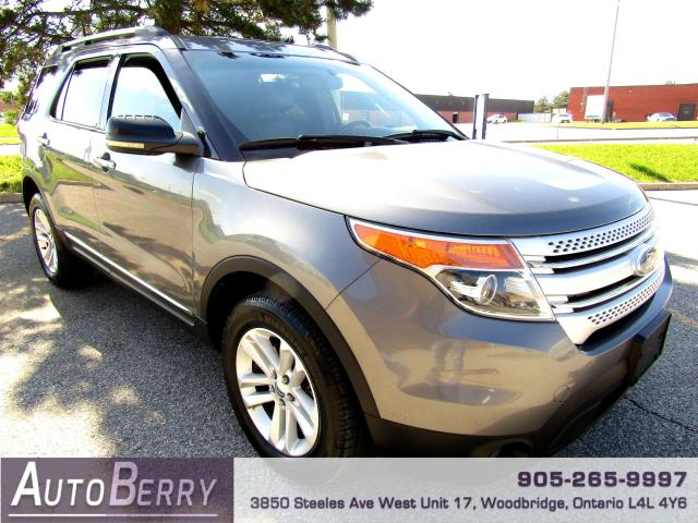 2011 Ford Explorer XLT - 4WD - 3.5L